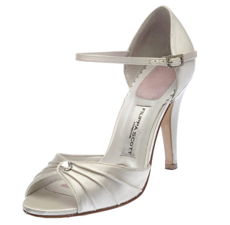 Anna - Beautiful Wedding Shoes & Evening Shoes by Filippa Scott London