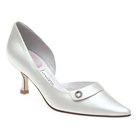 Lily - Beautiful Wedding Shoes & Evening Shoes by Filippa Scott London - Shop online with Wedding Acessories Boutique