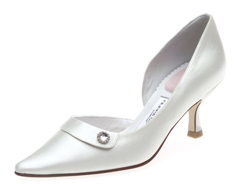 Lily - Beautiful Wedding Shoes & Evening Shoes by Filippa Scott London
