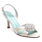 Pearl - Fifi Wedding Shoes & Evening Shoes Collection by Filippa Scott