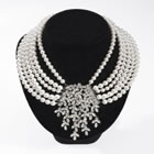 Dior Miss Pearl  Necklace  - Couture Jewellery Collection from the Wedding Accessory Boutique