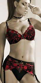 Werona bra & Thong - Beautiful lingerie for the Bride on her Wedding day and to look stunning on her honeymoon -  code:- Gwent