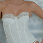 Bridal Lingerie Set 9 - Beautiful Italian Designer Wedding Lingerie - Available from online shop of The Wedding Accessory Boutique - Bridal Lingerie Set 9 includes Corsets, Briefs & String Briefs