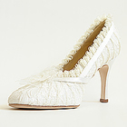 Parisienne - Beautiful Wedding Shoes & Evening Shoes by Augusta Jones Wedding Accessories