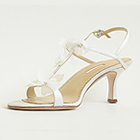 Summer - Beautiful Wedding Shoes & Evening Shoes by Augusta Jones Wedding Accessories