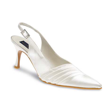 Emma Beautiful Wedding Shoes Evening Shoes by Meadows Bridal from