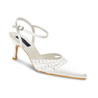 Lara - Beautiful Wedding Shoes & Evening Shoes by Meadows Bridal