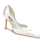Toni - Beautiful Wedding Shoes & Evening Shoes by Meadows Bridal