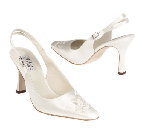 WEDDING SHOES EVENING FROM ACCESSORY BOUTIQUE