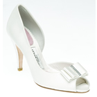 Maggie - Beautiful Wedding Shoes & Evening Shoes by Filippa Scott London